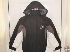 Brand New with Tags Reebok San Jose Sharks Face Off Full Zip Jacket Black