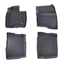 OEM NEW 15-18 Ford Explorer Floor Mats Tray Style Rubber All Weather 4 piece