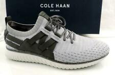 Men's Shoes Cole Haan Grand Motion Woven Stitchlie Sneakers Grey / Blue Size 12