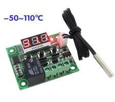 -50-110°C W1209 Digital thermostat Temperature Control Switch 12V + Sensor New