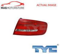 REAR LIGHT TAIL LIGHT RIGHT TYC 11-11365-01-2 G NEW OE REPLACEMENT
