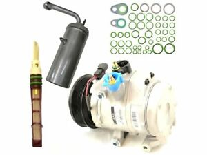 A/C Compressor Kit For 06 Ford F250 Super Duty 5.4L V8 QC88B4