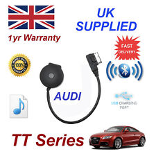 para AUDI TT BLUETOOTH USB Streaming De Música módulo mp3 iphone htc nokia lg