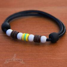 Women's Wrist Band Men's Leather Bracelet Surf Jewelery Surfer Jewellery