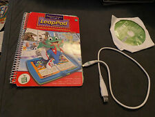 Leap Frog Leapster 2 Connect CD and Cord
