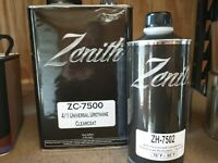 Zenith High Gloss Urethane Universal Gallon Clearcoat Kit. 4:1/ High Teck
