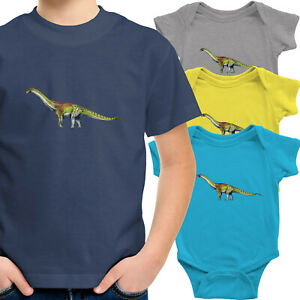 Tanystropheus Dinosaur Toddler Kids Youth Tee Shirt Infant Baby Bodysuit Clothes