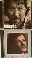 Bjørn Eidsvåg 2006 & Åge Aleksandersen 1989 CDs Alben Norwegische Pop-Rock Musik