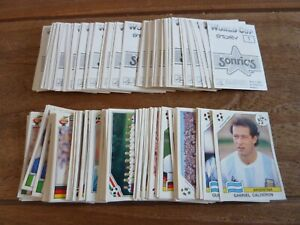 Panini World Cup Story Football Stickers 1970-1990 Sonric's - VGC! Pick Stickers