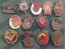 World War II The former Soviet Union Medals 13 Pcs of set Free Shipping