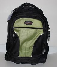 """Air Express Wheeled Backpack/Carry-On Upright 15"""" Laptop - New"""