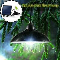 Solar Light Lamp with 12 LED Beads and Remote Control for Indoor and Outdoor
