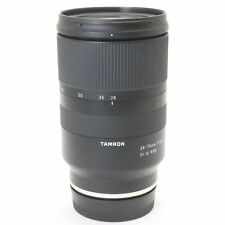 TAMRON 28-75mm F/2.8 DiIII RXD / Model A036SF (for SONY E) #237