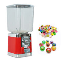 Supply Automatic Candy Machine Vending Gumball Machine Metal Candy Dispenser TOP