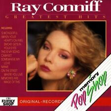 Ray Conniff Greatest hits (16 tracks, 1990, Sony) [CD]
