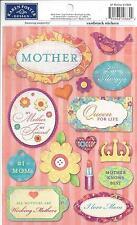 Karen Foster #1 MOTHER Scrapbook Stickers