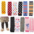 Cute Baby Toddler Boys Girls long Legging Tights Legs Leg Warmers Socks