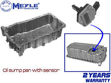 FOR VW BEETLE POLO 1.9 SDI TDI OIL SUMP PAN MODELS WITH SENSOR HOLE & SENSOR