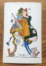 Kardorama Postcard Comic / Seaside Humour K17. Free UK Postage