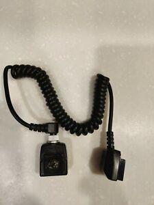 Minolta Off Camera flash cord OC-1100