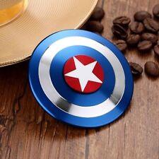 Captain America Hand Fidget Spinner Kids Adult Toy Bearing High Speed Finger