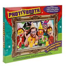 Photo Booth 24 Piece Posing Props + Frame - Selfie Fun - Kids