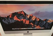 "New 2017 Apple iMac 27"" 64GB RAM 5K Retina 3.4ghz QUAD i5 MNE92LL/A Apple WRRTY"