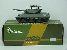 SOLIDO - CHAR DESTROYER M10 BLINDER - N° 232 - 1/50 - HACHETTE COLLECTION -