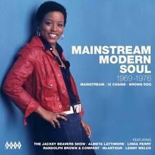 MAINSTREAM MODERN SOUL 1969-1976 Various Artists NEW & SEALED 70s SOUL CD (KENT)