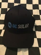 Kyle Larson DC Solar Team Issued Fitted Hat Size L/XL Ganassi Racing