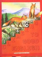 Schoolaid Language Series: Climbing To Good English: Grade 6: Pupil Workbook