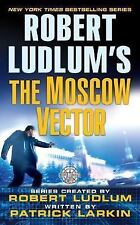 Robert Ludlum's The Moscow Vector: A Covert-One Novel by Ludlum, Robert, Larkin