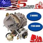Carburetor 2 Barrel For Ford 2150 Wclimate Choke For Many V8 Engines 302 351 Us