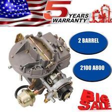 Carburetor 2 Barrel for Ford 2150 W/Climate Choke For Many V8 Engines 302 351 US