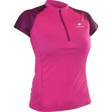 RaidLight Activ Run Women's Ss Shirt Mid Zip