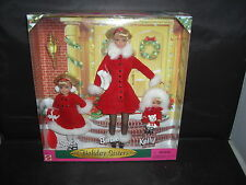 1999 Holiday Sisters Gift Set-Stacie, Barbie and Kelly