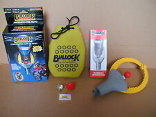 Antifurto BULLOCK BIKE blocca ruote per moto modelli disponibili S e M - NUOVI