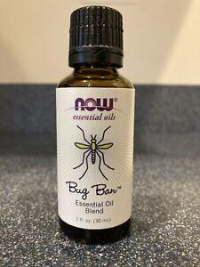 Now Essential Oil - Bug Ban Blend. 1 Oz Bottle