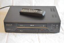 Videorecoerder AKAI VS-G 267 Intelligentes HQ VHS / Fach F4
