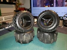 Team Losi / Proline Rims And Tires Combo
