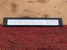 #118 MERCEDES W164 X164 ML350 ML550 GL450 RIGHT FRONT DOOR SCUFF PLATE SILL OEM