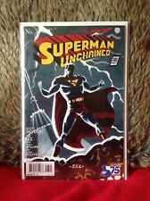 SUPERMAN UNCHAINED # 3 VARIANT EDITION 1 in 100 DC  COMICS