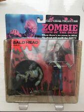 Nuevo Y En Caja Colección de cine de culto Zombie Amanecer de los muertos calvos Figura De Acción