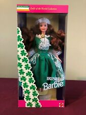 Vintage Irish Barbie, Dolls Of The World Collection Special Edition, 1994