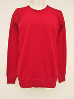 Glenmuir - Mens Red Pure New Wool Golf Jumper - size XL