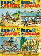 Bud & Chester 1-17 (Z0), Bastei