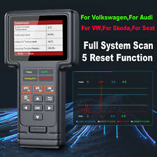 For Volkswagen VW Audi Diagnostic Scanner Tool ABS SRS Code Reader