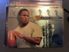 BARRY SANDERS 1995 FLEER METAL PLATINUM PORTRAITS INSERT LIONS! 8!