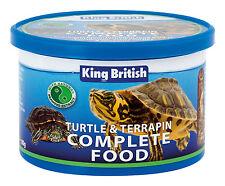 King British Tortugas Y Galápagos Alimentación Completa 80g Valentina Valentti