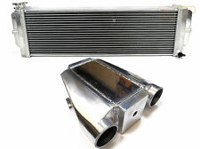 Universal Air-Eau Liquide intercooler CHARGECOOLER & échange de chaleur radiateur